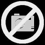 Дверь Краснодеревщик 7 01 (стекло черное) с фурнитурой, Дуб кофе натуральный шпон