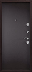 Дверь Torex Starter Steel Букле шоколад