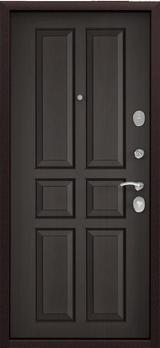 Дверь Torex Starter Букле шоколад  Ларче шоколад СК2
