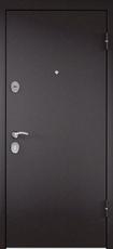Дверь Torex Starter Букле шоколад  Орех норд СК3