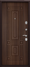 Дверь Torex Starter Букле шоколад  Орех норд СК4