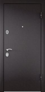 Дверь Torex Starter Букле шоколад  Ларче бьянко СК5-S
