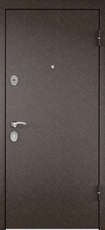 Дверь Torex Starter Античная медь  Орех норд СК1