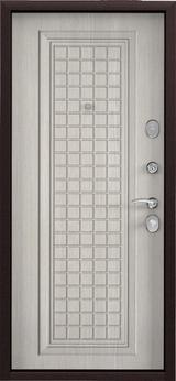 Дверь Torex Starter Античная медь  Ларче бьянко СК3