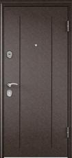 Дверь Torex Delta-M 10, 11, 12 Античная медь RGSO Вельвет белый DPC-1W