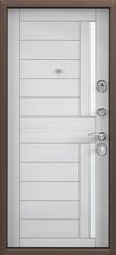 Дверь Torex Delta-M 10, 11, 12 Античная медь RGSO Вельвет белый DPC-2W