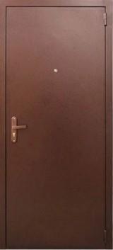 Дверь Дверной континент Промо Античная медь  Миланский орех
