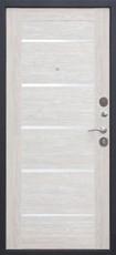Дверь Цитадель 7,5 см Гарда муар Лиственница беж царга