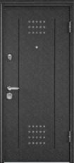 Дверь Torex Super Omega-10 Черный шелк RP1 Белый RS3