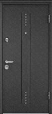 Дверь Torex Super Omega-10 Черный шелк RP2 Белый RS2