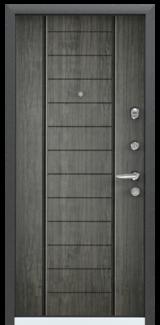Дверь Torex Super Omega-10 Черный шелк RP3 Дуб пепельный RS9