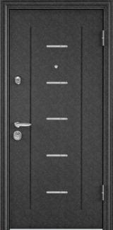 Дверь Torex Super Omega-10 Черный шелк RP4 Дуб пепельный RS5
