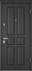 Дверь Torex Super Omega-10 Черный шелк VDM1 Дуб пепельный RS5