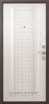 Дверь Бульдорс 10С Античная медь  Лиственница белая