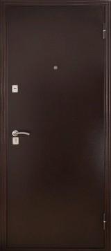 Дверь Меги ДС-131 Античная медь  Беленый дуб