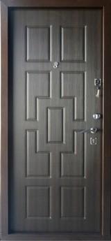 Дверь Меги ДС-531 Античная медь  Венге