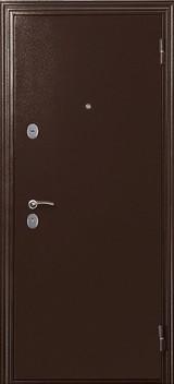 Дверь Меги ДС-584 Античная медь  Античная медь