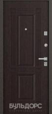 Дверь Бульдорс 13 Букле шоколад  Венге А-5