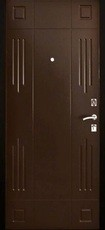 Дверь Алмаз Гранат Черный шелк  Венге №147