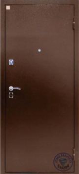 Дверь Алмаз Турмалин Античная медь  Венге №133