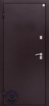 Дверь Алмаз Яшма Термо Античная медь  Античная медь