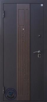 Дверь Алмаз Агат Черный шелк №11 Тиковое дерево №25