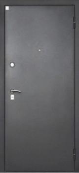 Дверь Алмаз Циркон Серебро  Беленый дуб №53