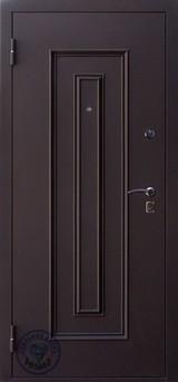 Дверь Алмаз Алмаз 1 Бронзовый шелк Руст 1 Тиковое дерево №28