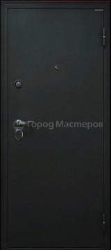 Дверь Город мастеров Бия Графит  Софт графит №104