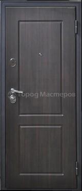 Дверь Город мастеров Катунь Венге ребро  Алтайская лиственница №100