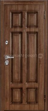 Дверь Город мастеров Алдан Орех рифлёный  Орех рифлёный №110