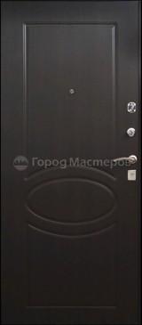 Дверь Город мастеров Победа 3К Античная медь  Венге №5
