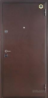 Дверь Бульдорс 14 Античная медь  Античная медь