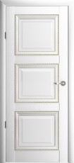 Дверь Albero Галерея Версаль 3 Белый Винил
