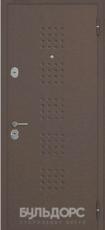 Дверь Бульдорс 14 Античная медь R-3 Дуб графит М-1
