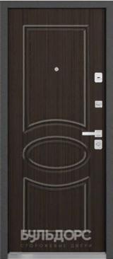 Дверь Бульдорс 45 Ларче шоколад N-8 Ларче шоколад N-8