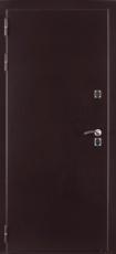 Дверь Berserker TT - G 306 с терморазрывом Античная медь