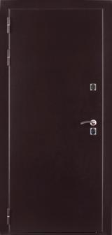Дверь Berserker TT с терморазрывом Античная медь  Античная медь