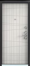 Дверь Torex Ultimatum NEXT Графит матовый HT-5 Милк матовый HT-5