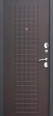 Дверь Цитадель Гарда муар 8мм   Венге