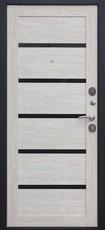 Дверь Цитадель 7,5 см Гарда муар Лиственница мокко царга