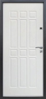 Дверь Цитадель Сопрано Античная медь  Дуб молочный