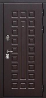 Дверь Цитадель 12см Сенатор Венге  Дуб сонома MAXI зеркало