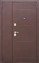 Дверь Цитадель 7,5см Гарда 1200 Античная медь  Белый ясень