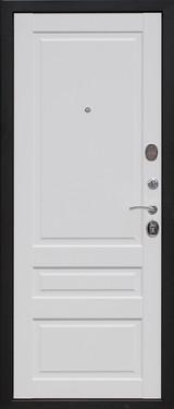 Дверь Цитадель Вена Патина  Белый матовый