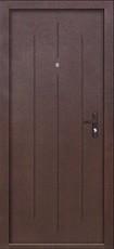 Дверь Цитадель Стройгост 5-1 Античная медь