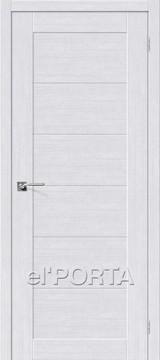Дверь el'Porta Легно 21 Milk Oak еврошпон