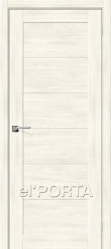 Дверь el'Porta Легно 21 Nordic Oak экошпон