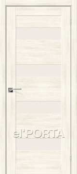 Дверь el'Porta Легно 23 Nordic Oak экошпон