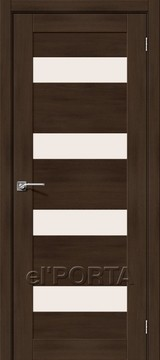 Дверь el'Porta Легно 23 Dark Oak экошпон
